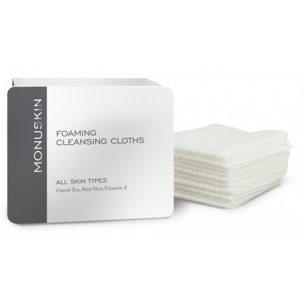 Foaming Cleansing Cloths