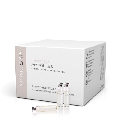 MS Serum Ampoules box